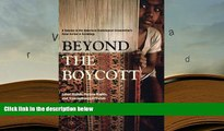 PDF [FREE] DOWNLOAD  Beyond the Boycott: Labor Rights, Human Rights, and Transnational Activism