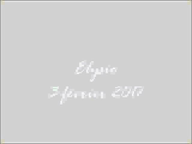 Elysio débuts en obé