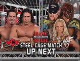Kane undertaker | steel Cage Match | DDP | Undertaker Wife Sara | Full Match