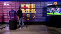 """Ronaldinho: """"Poucos tem o privilégio de ser embaixador do Barça"""""""