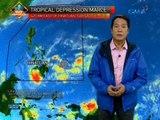 Bagyong Marce, inaasahang magla-landfall sa Surigao provinces at tumawid sa Visayas