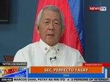 NTG: Panayam kay DFA Sec. Perfecto Yasay