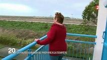 Vendée : La Faute-sur-Mer se prépare à la tempête