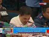 Dela Rosa: Itinuro ni Kerwin Espinosa na supplier daw niya ng droga na si Lovely Adam Impal, sumuko