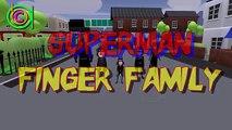 Batman Prank Finger Family 3D   SuperHeros Finger Family   Nursery Rhymes for Children