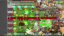 Plants Vs Zombies 2: OMG Massive Zombies Attacking , Big Wave Beach Pinata Day 12, Oct 20 new
