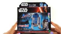 R2-D2 Aquabeads | DIY R2 D2 | STAR WARS Aqua beads