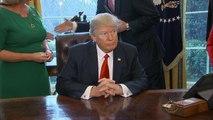Trump announces sanctions against Iran for ballistic missile test