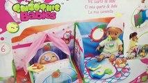 Smoothie Babies My Nursery Baby Dolls Crib & Bathroom Mi cuarto de bebé Smoothie Babies Baño y C