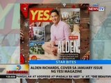 BT: Alden Richards, cover sa January issue ng Yes! Magazine