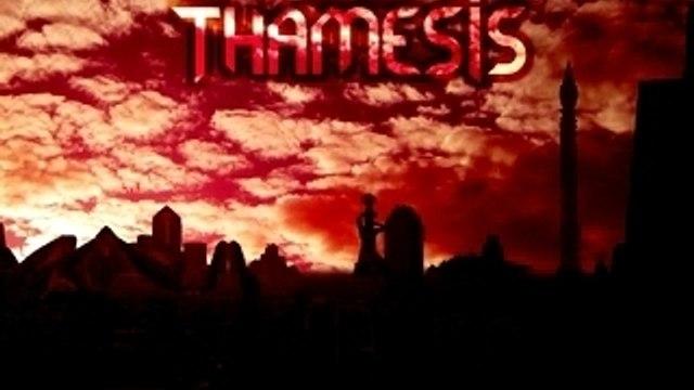 'City of Thamesis' Digital Graphic Novel - Episode 1