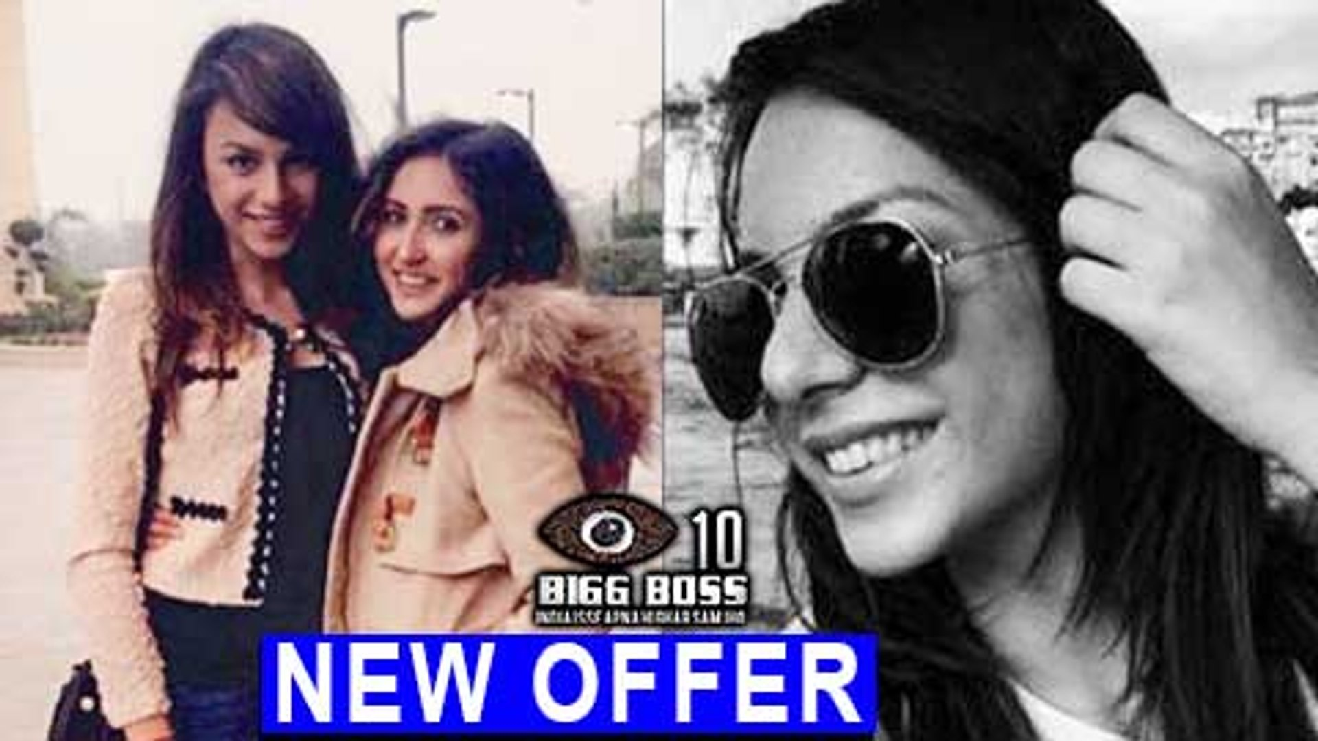 Bigg Boss 10 Fame Nitibha Kaul Offered A NEW SHOW  Moves In With Aakanksha Sharma  Bigg Boss 10