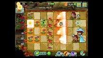Растения против зомби 2 потерянных Дня города 25 iOS / андроида Walktrough геймплей