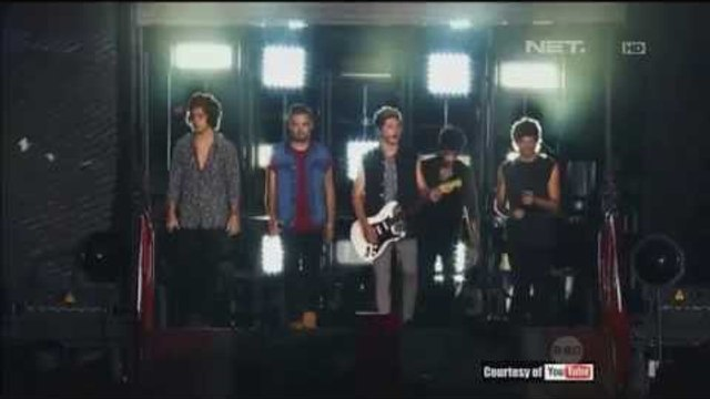 One Direction rilis Full Trailer Where We Are Tour