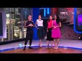 Fashion celana kulot bersama Barli Asmara