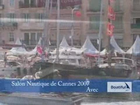 Salon Nautique de Cannes par Boatiful