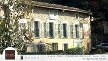 A vendre - MAISON - ST CEZAIRE SUR SIAGNE (06530) - 8 pièces - 400m²