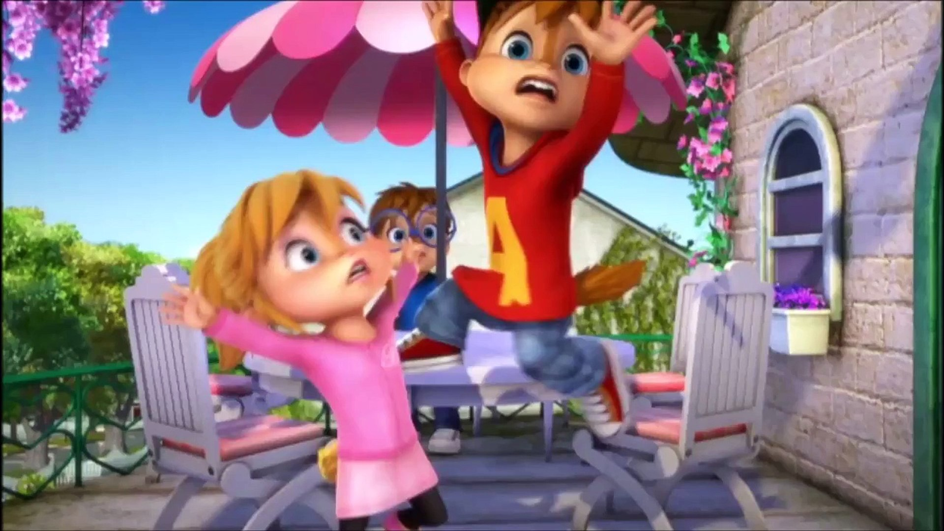 Alvinnn And The Chipmunks Brittany And Alvin alvin and brittany ~ under your spell (alvittany