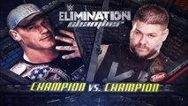 John Cena vs Kevin Owens - Elimination Chamber 2015 - Official Promo