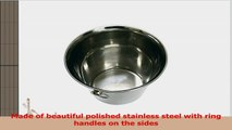 812 X 812 Inch Stainless Steel Ice Bucket With Rings On The Sides 39efbc87