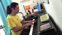 École de musique Piano Sainte-Clotilde La Réunion
