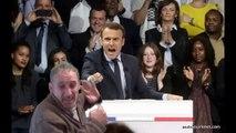 Macron à un programme politique très intéressant. Quoi que...