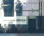 911 Eyewitness video of the audio wave for the North Tower