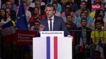 Emmanuel Macron critique les accusations de complot contre François Fillon