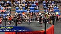 "Jay Lethal Vs. ""El Sensacional"" Carlitos - CWA World Champioship Match (CWA Chritsmax in PR 2016)"