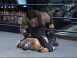 smackdown vs raw 2008 Undertaker tombstone