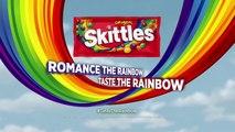 Les pubs du Superbowl 2017 - Skittles Romance