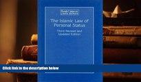 BEST PDF  The Islamic Law of Personal Status: (Arab and Islamic Laws, Volume 23) (Arab   Islamic