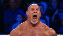 Nobody can't Stop Goldberg WWE 2017 FullHD The most beautiful Panch & Spear of Goldberg 2016-2017 Goldberg is the Beast