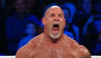 Nobody cant Stop Goldberg WWE 2017 FullHD The most beautiful Panch & Spear of Goldberg 2016-2017 Goldberg is the Beast