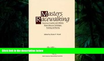 PDF  Masters Racewalking: American Coaches   Athletes Share Ideas on Technique, Training   Racing