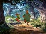 Robin Hood and Little John (Disney Robin Hood)