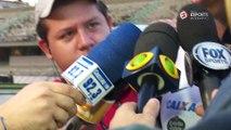 Jô explica pênalti da vitória do Corinthians sobre o São Bento