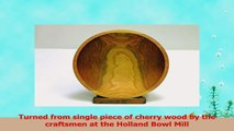 15 Inch Solid Cherry Wood Salad Bowl  Serves 58  Holland Bowl Mill 2da877d1