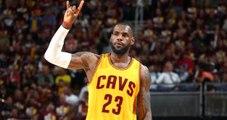LeBron James, 28 Bin Sayı Barajını Geçen En Genç Basketbolcu Oldu