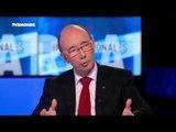 """Rudy Demotte sur TV5MONDE - Scandale Fillon : """"Je ne me réjouis jamais de ce genre de chose"""""""