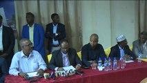 تراشق إعلامي بين مرشحي الرئاسة بالصومال