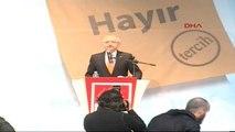 Kılıçdaroğlu Bu Iş Parti Meselesi Değil; Birlikte Yaşama, Vatan, Bayrak, Demokrasi Meselesi