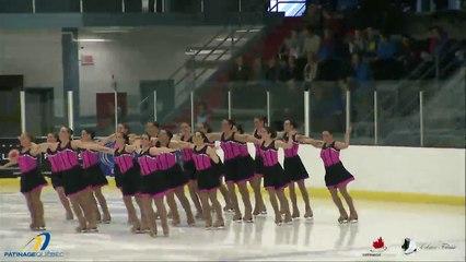 Championnats régionaux de patinage synchronisé 2017 de la section Québec - Centre Eugène-Lalonde (187)