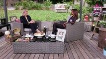Karine Le Marchand sur les tracts de Marine Le Pen, elle s'énerve sur Twitter !