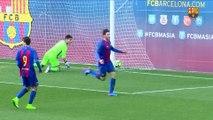 [HIGHLIGHTS] FUTBOL (Juvenil A): FC Barcelona - At. Balears (3-0)