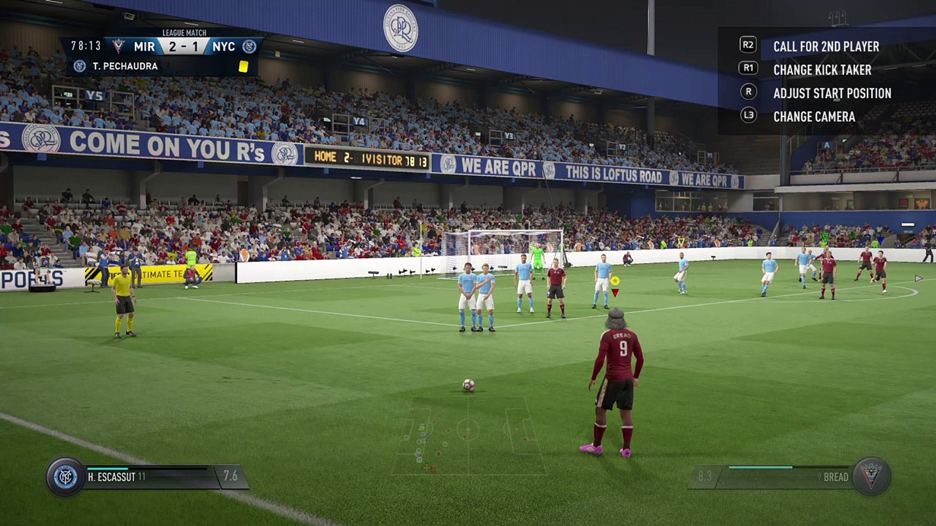 FIFA 17_2017 pro clubs alyas jaq
