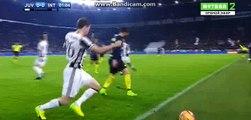 Juventus 1st Big Chance - Juventus vs Inter Milan - Serie A - 05/02/2017 HD