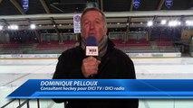 Hockey : les Rapaces de Gap défaits à domicile par les Brûleurs de Loups de Grenoble 5-6
