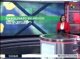 Mexicanos rechazan políticas neoliberales impuestas por el gobierno