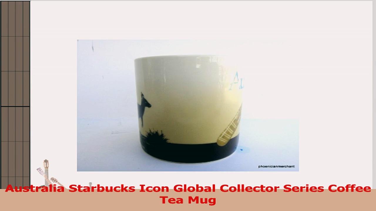 Australia Starbucks Icon Global Collector Series Coffee Tea Mug fea49ee5
